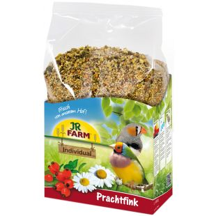 JR FARM Birds Premium Estrildid Finches корм для для амадинских птиц 1 кг