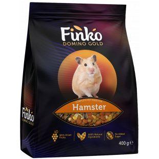 FINKO DOMINO GOLD toit hamstritele 400 g