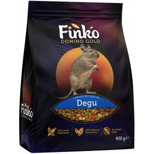 FINKO DOMINO GOLD Корм для дегу 400 г