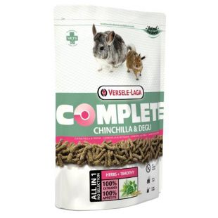 VERSELE LAGA Complete Chinchilla корм для шиншилл 500 г