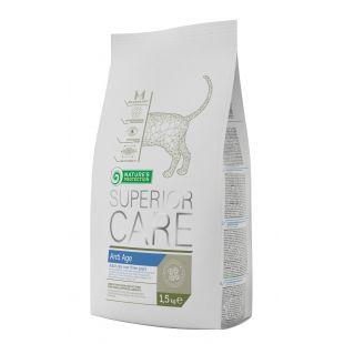 NATURE'S PROTECTION SUPERIOR CARE Anti Age Cat корм для кошек 1.5 кг