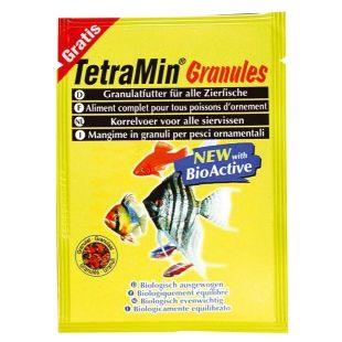 TETRA TetraMin GranulesSachet toit dekoratiivkaladele 15 g