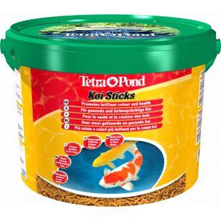 TETRA TetraPond Koi Sticks Корм для прудовых рыб 10 л
