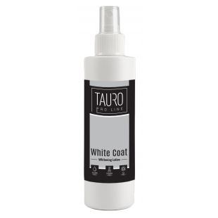 TAURO PRO LINE White Coat Whitening losjoon koertele ja kassidele 150 ml