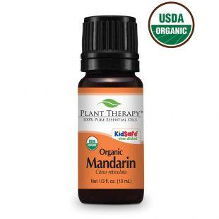PLANT THERAPY Мандарин натуральное эфирное масло 10 мл
