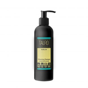 TAURO PRO LINE Healthy Coat volumizing shampoo шампунь для собак и кошек 250 мл