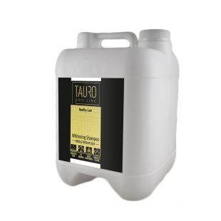 TAURO PRO LINE Healthy Coat Whitening šampoon koertele ja kassidele 5000 ml