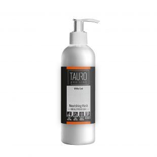 TAURO PRO LINE White coat Nourishing mask koertele ja kassidele 200 ml