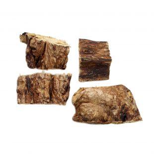 NATURE LIVING Лакомство для собак, сушеные кусочки легких говядины 100 г