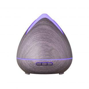 MDM Ultrahelihajuti, puldi ja kõlariga, lilla puiduimitatsioon 400 ml