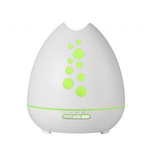 MDM Ultrahelihajuti, puldi ja kõlariga, valge 400 ml