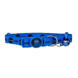 DOCO Kaelarihm kassile sinine, 1x19-31 cm, XS
