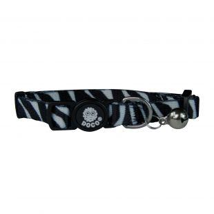 DOCO Kaelarihm kassile valge, 1x19-31 cm, XS