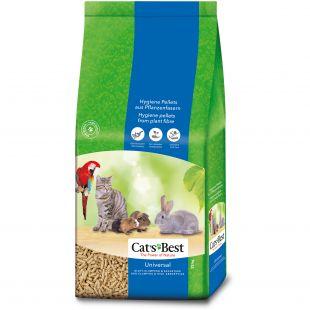 JRS Cats best Universal наполнитель для туалетов домашних животных, древесный 40 л