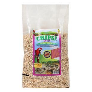 JRS Chipsi extra Medium allapanu pöögist 10 l
