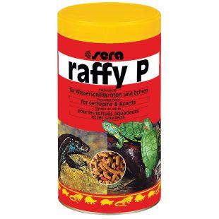 SERA Raffy P igat tüüpi / tõugu kilpkonnadele sööt 250 ml
