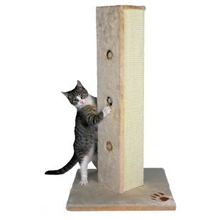 TRIXIE Soria когтеточка для кошек светло-коричневый, 80 см