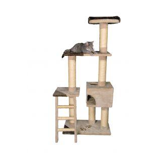 TRIXIE Montoro Когтеточка для кошек 69x39x165см