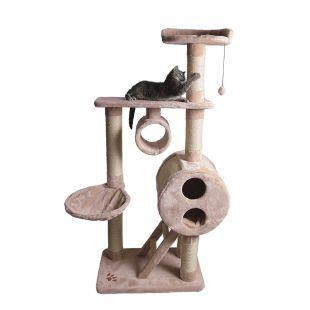 TRIXIE Mijas  Когтеточка для кошек светло-коричневый, 176 см