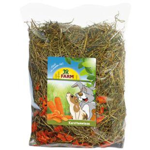 JR FARM Carrot Meadow сена 500 г