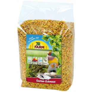 JR FARM Exotic Birds-Feast корм для экзотических птиц 1 кг