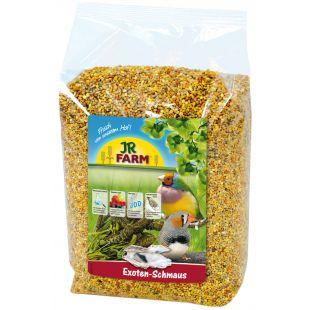 JR FARM Exotic Birds-Feast toit eksootilistele lindudele 1 kg