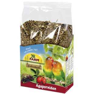JR FARM Individual for Love birds toit armulinnu papagoidele 1 kg