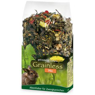 JR FARM Grainless Mix корм для кроликов 650 г