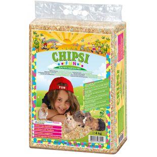 JRS Chipsi Fun Древесная стружка для грызунов 4 кг