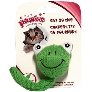 SIN PAWISE Kassi mänguasi Sock Toy x1