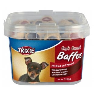 TRIXIE Baffos soft snacks лакомство для собак 140 г