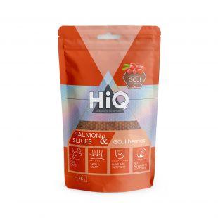 HIQ närimismaius kassid lõheribad goji-marjadega 75 g