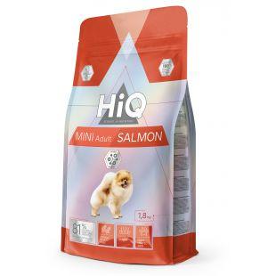 HIQ Kuivtoit koertele Mini Adult Salmon 1,8 kg