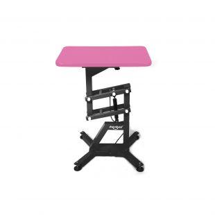 SHERNBAO Laud musta raamiga,  roosa