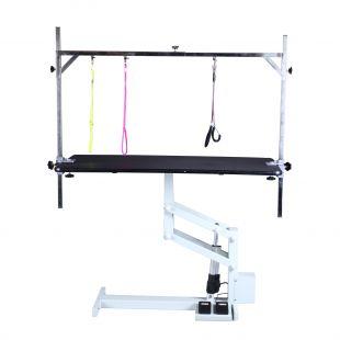 SHERNBAO Электрический подъемный стол z-образный 124x64x50 см