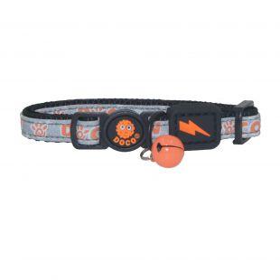 DOCO Kaelarihm  kassile valgustpeegeldav Oranž
