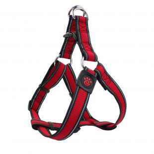 DOCO Athletica регулируемые подтяжки красная , размер XL
