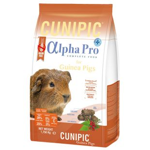CUNIPIC Alpha Pro корм для морских свинок 1.75 кг