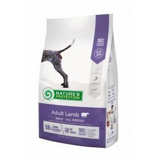 NATURE'S PROTECTION Kuivtoit koertele All breeds Adult Lamb 4 kg