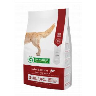 NATURE'S PROTECTION Сухой корм для собак All breeds Adult Extra Salmon 2 кг