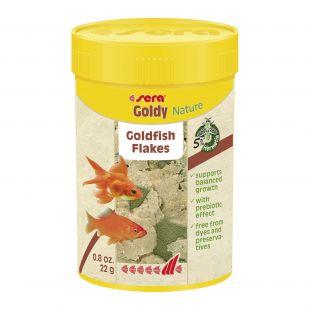 SERA Goldy корм для золотых рыбок 100мл