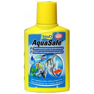 TETRA AquaSafe neutraliseerija akvaariumile 50 ml