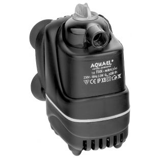 AQUAEL Aquёl fan mikro plus внутренний фильтр для аквариума 3-50 л