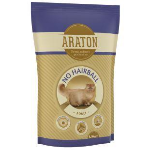 ARATON Adult no Hairball kassitoit 1.5 kg