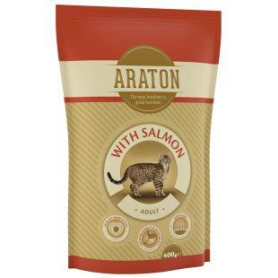 ARATON Adult with Salmon kassitoit 400 g