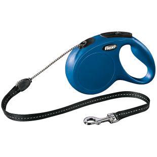 FLEXI Classic automaatne jalutusrihm, maks. 20kg, 5m köis M, 5 m, sinine