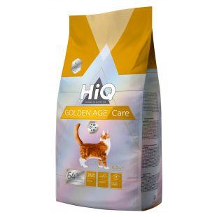 HIQ Golden Age Care kassitoit 6.5 kg