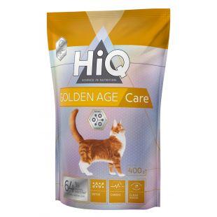 HIQ Golden Age Care kassitoit 400 g