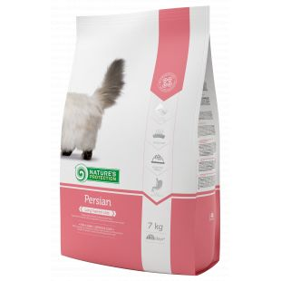 NATURE'S PROTECTION Kuivtoit kassidele Long hair Adult 1 year and older Poultry 7 kg