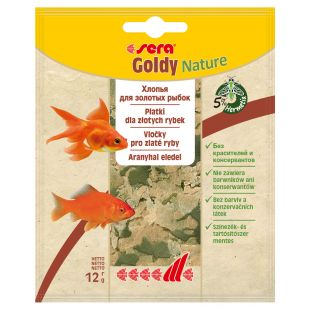 SERA Goldy корм для золотых рыбок 12 г